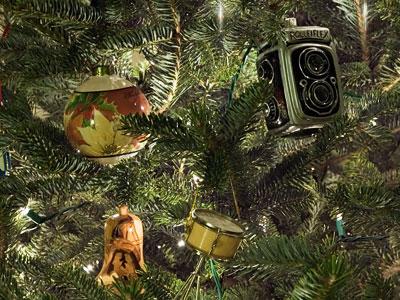 Rolleiflex ornament