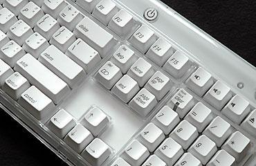 Matias Tactile Pro Keyboard for Macintosh
